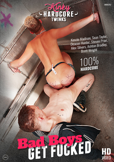 Bad Boys Get Fucked (2018)