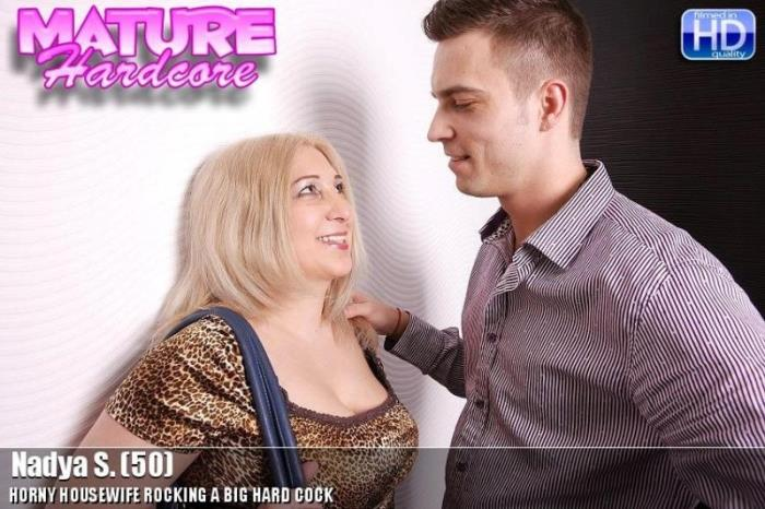 Mature, Cougars and Older sex with Nadya S. - mat-alex92 [HD 720p] Mature - (680.9 Mb)
