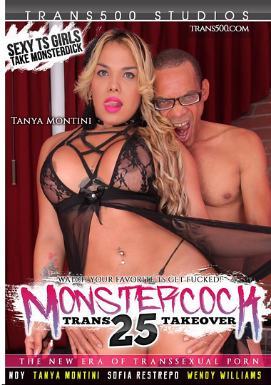 Monster Cock Trans Takeover 25 (2018)