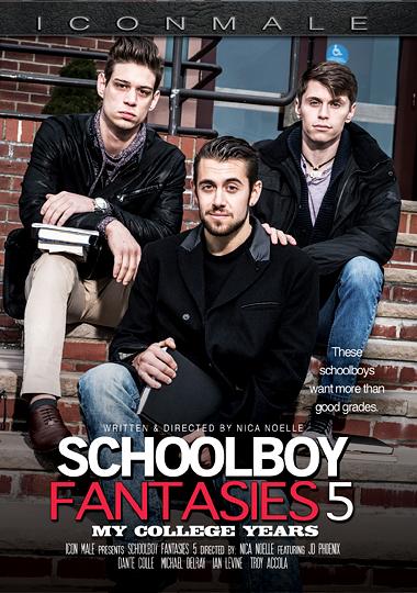 Schoolboy Fantasies 5 (2018)