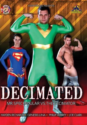 Decimated (2018)