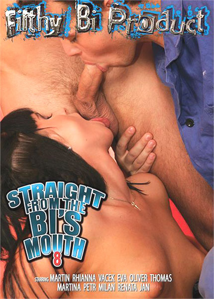 Straight From The Bi's Mouth 8 (2016)