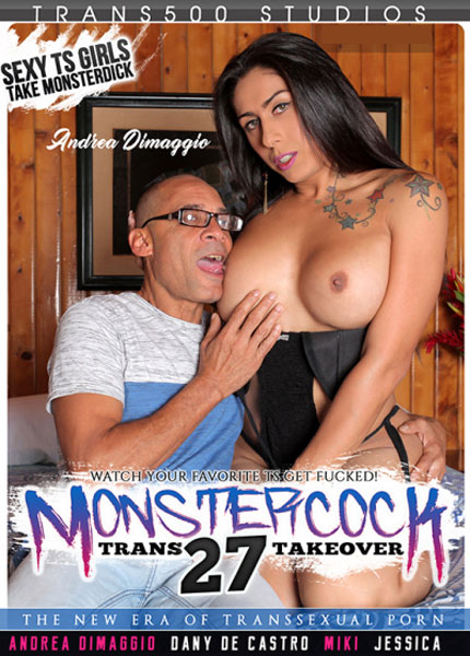 Monster Cock Trans Takeover 27 (2018)