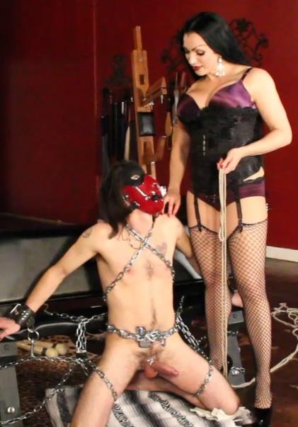 Captive male Desires