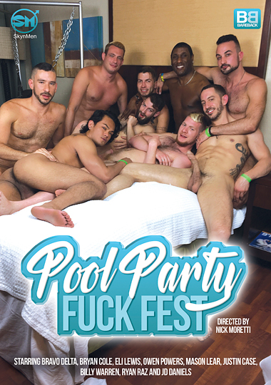 Pool Party Fuck Fest (2017)