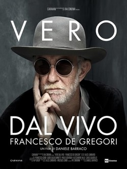 Vero Dal Vivo. Francesco De Gregori (2018) .avi HDTV XviD AC3 -ITA