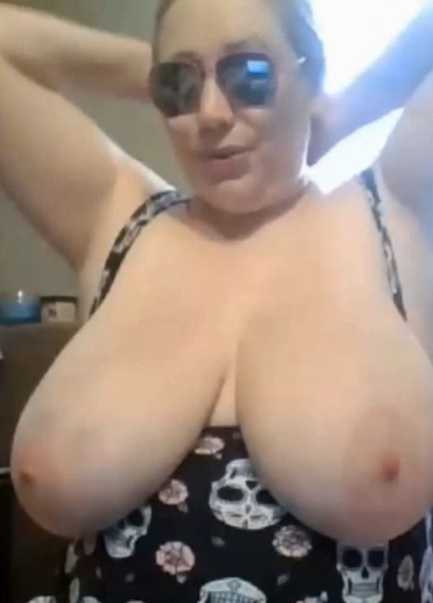 Chesty Moms With Milky Boobs