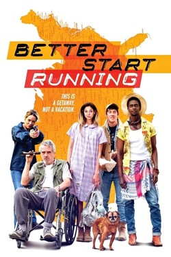 Better Start Running (2018) .avi HDRIP XViD MP3 -Subbed ITA