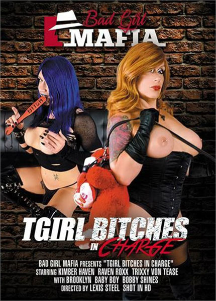 TGirl Bitches In Charge (2018)