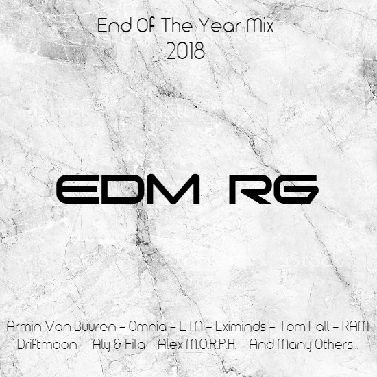 VA - End Of The Year Mix 2018 (2018) .mp3 -320 Kbps