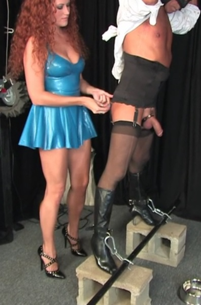 Mistress Sabrina - Goddess Sabrina
