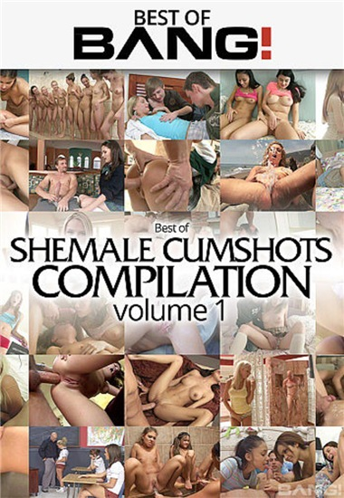 Best Of Shemale Cumshots Compilation (2016)