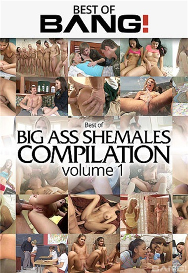 Best Of Big Ass Shemales Compilation (2016)