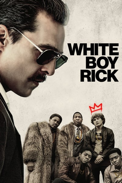 Cocaine - La vera storia di White Boy Rick (2018) .avi BRRip XviD MP3 -Subbed ITA