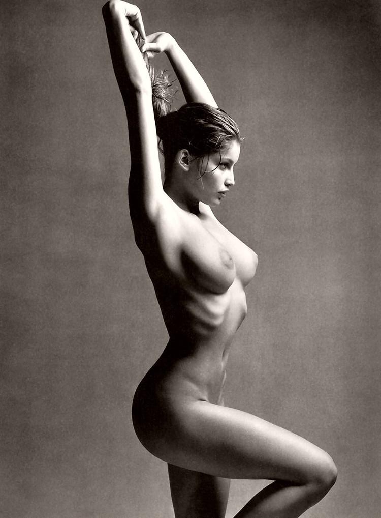 Female Supermodels Nude
