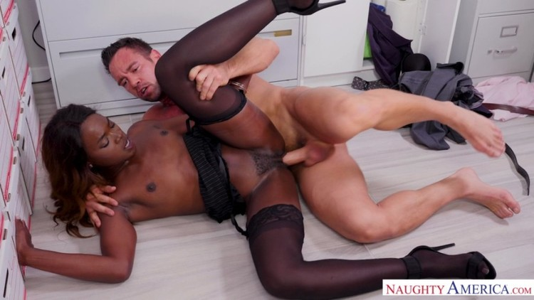 NaughtyOffice - Ana Foxxx FullHD 1080p - 18.08.2018 - pornagent.org