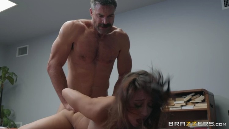 BigTitsAtSchool - Marilyn Mansion HD 720p - Naughty Trade for a Good Grade 2018-08-30 - pornagent.org