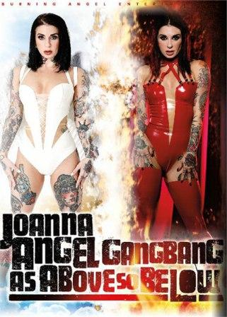 Joanna Angel Gangbang As Above So Below (2018)