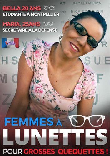 Femmes a Lunette Pour Grosses Quequettes (2018)