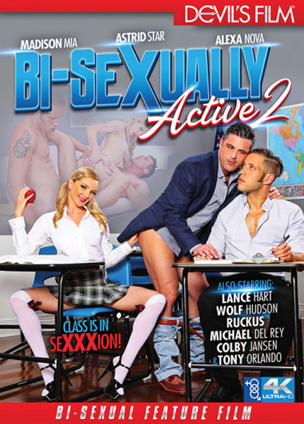 Bi-Sexually Active 2 (2018)