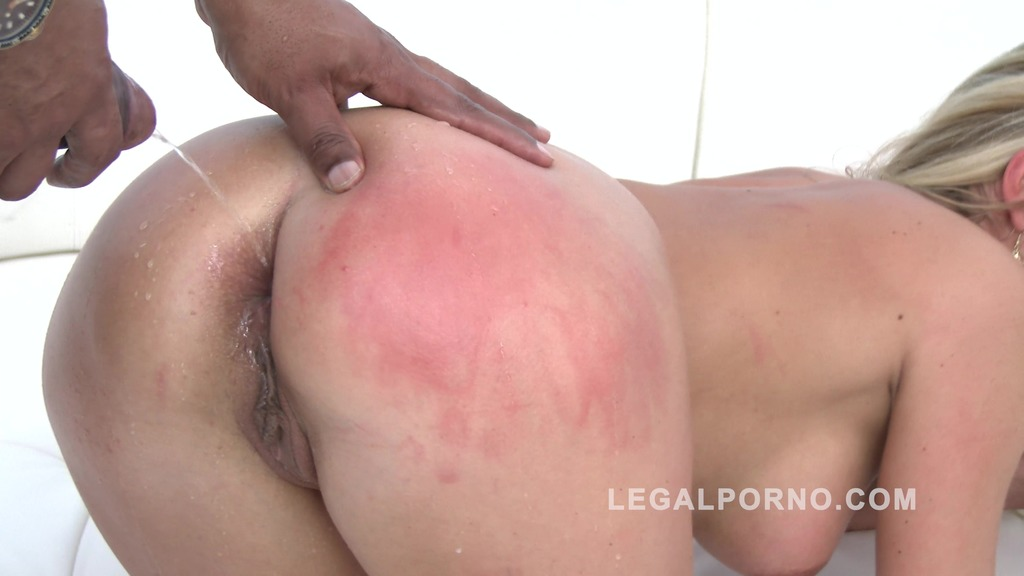 Download LegalPorno - Gonzo_com - Piss drinking slut Laura Crystal takes serious anal punishment from three black guys SZ779