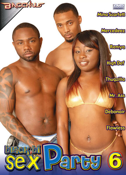 Black Bi Sex Party 6 (2007)