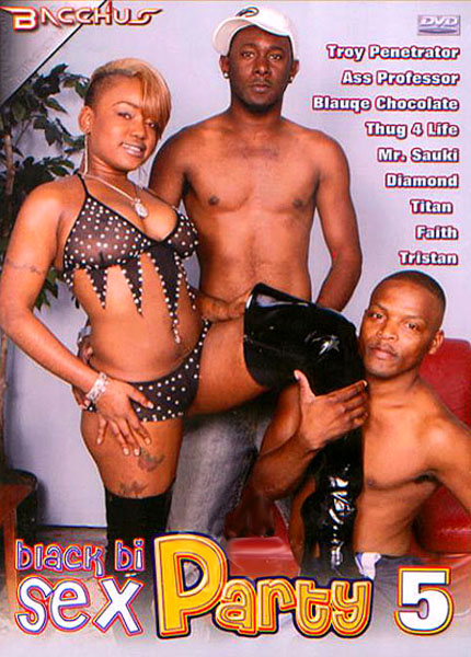 Black Bi Sex Party 5 (2007)
