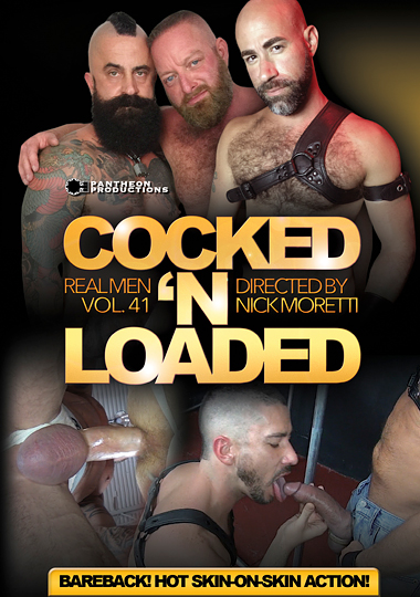 Real Men 41 - Cocked 'N Loaded (2018)
