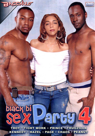 Black Bi Sex Party 4 (2006)