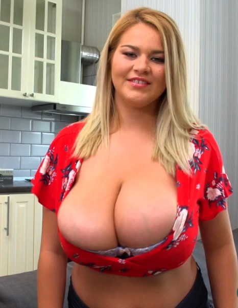 Erin Star in Follow Erins Bouncing Boobs