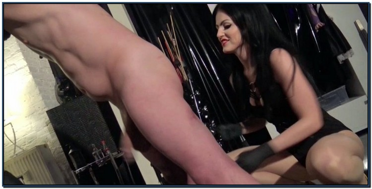 Ballbusting Competition Part 2 Femdom