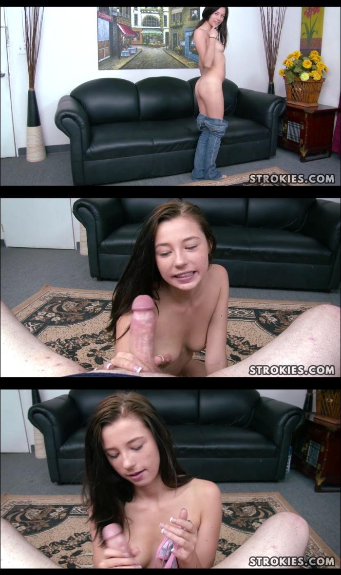 Huge Natural Tit Sucking