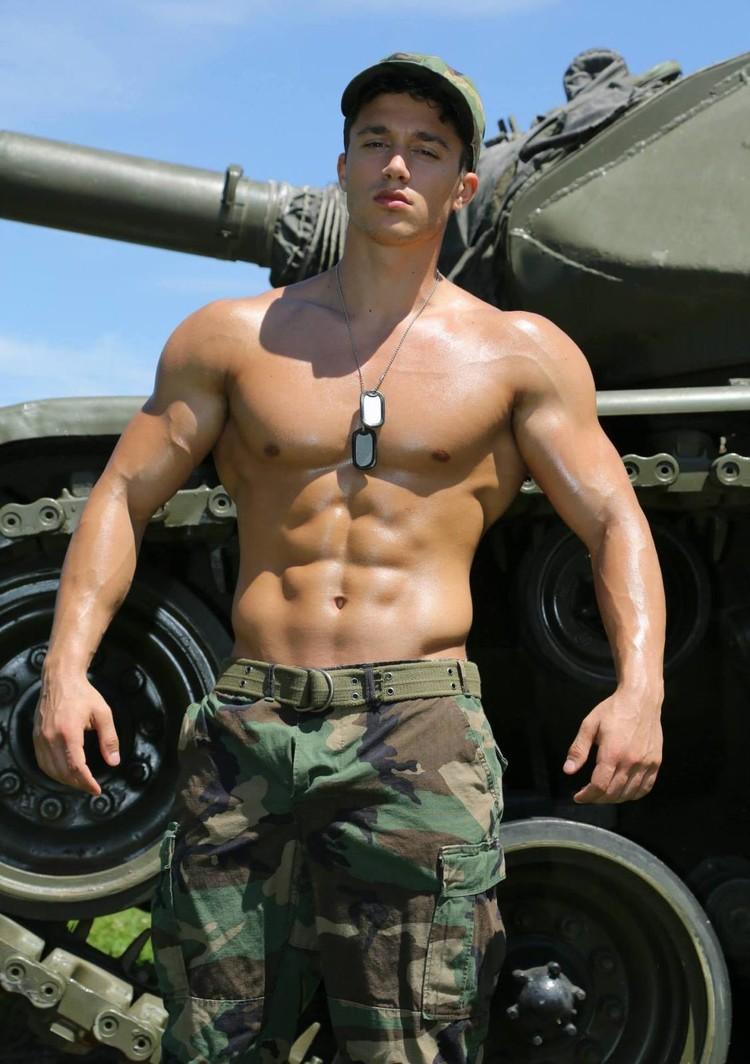 Sgt. Frank Dante, US Marines