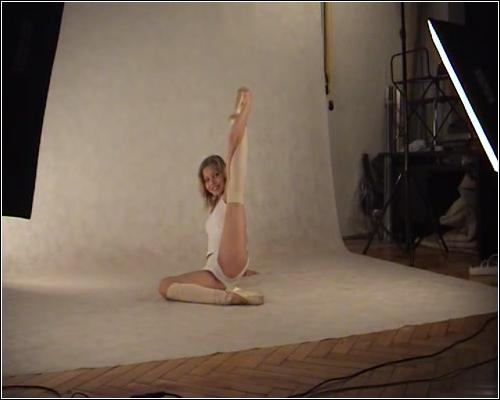 Gymnastics naked girls Irina2