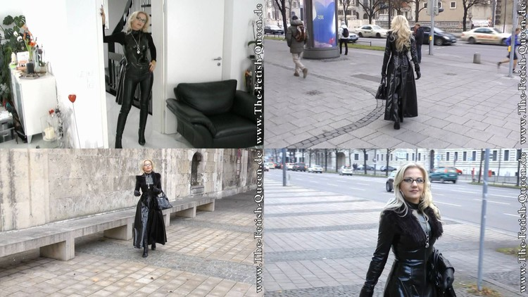 Queen the fetish Heike The