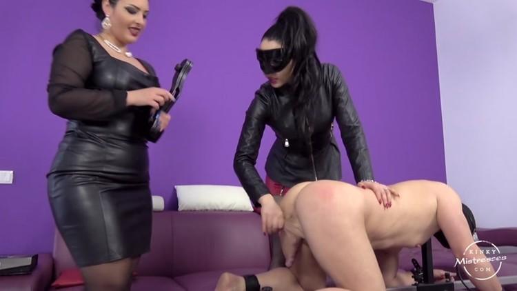 Bondage tape video