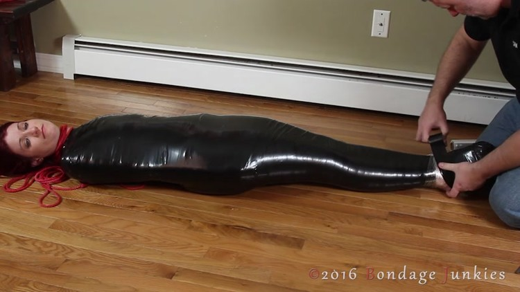 Bondage free pictures self mummification