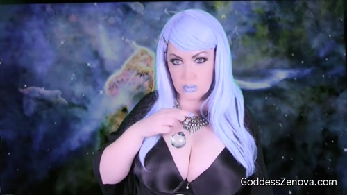 Goddess Zenova - Mesmerized Dream Fantasy