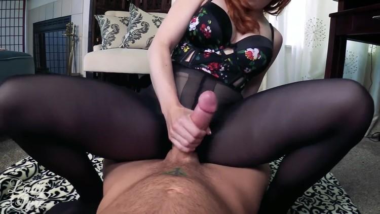 Pantyhose blowjob clips — img 11