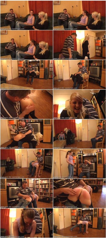 Belt Spanking - Videos - Only Belt Spankings. No canes.